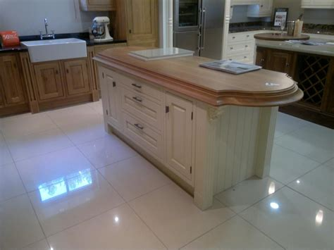 ex display kitchen island for sale mcadam kitchens ex display solid oak inframe kitchen for