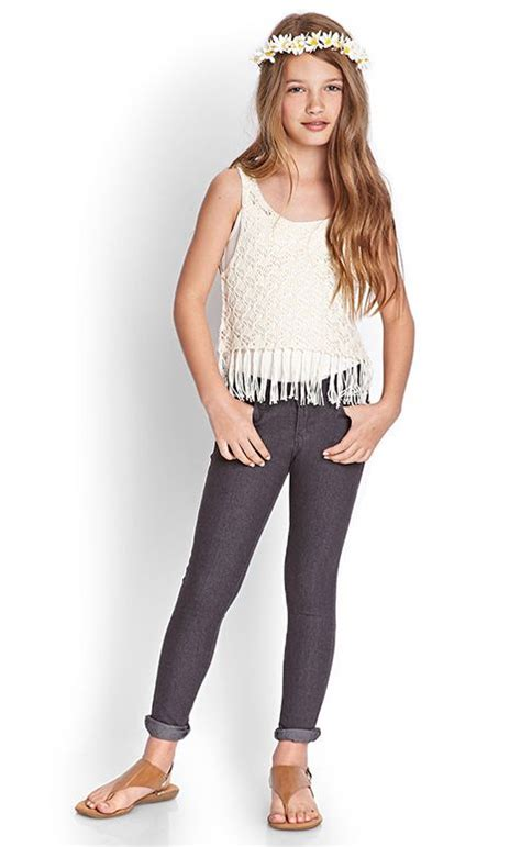 junior clothing hippie look and kid clothing on