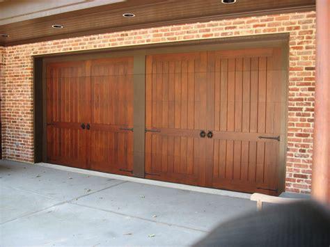 custom wood doors overhead door company  conroe