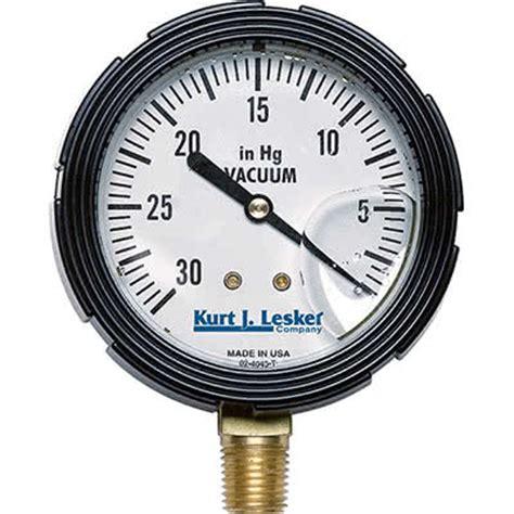 Vacuum Measurement Kurt J Lesker Company Pressure Measurement Vacuum