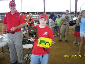 1st place youth archery