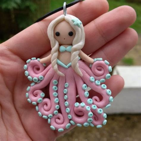 Handmade Polymer Clay - best 25 polymer clay mermaid ideas on polymer