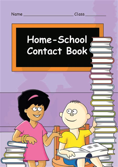 home school contact book shsc02