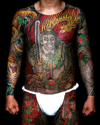 yakuza tattoo master photo
