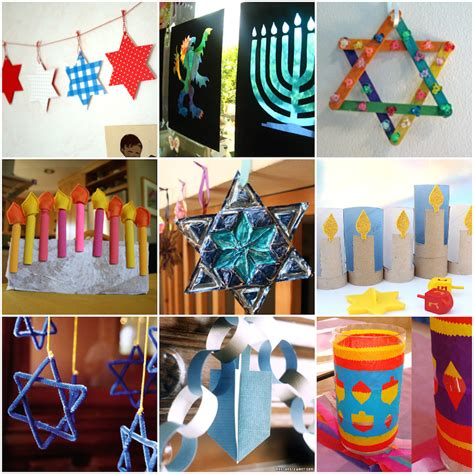 hanukkah craft projects 8 ways to celebrate hanukkah that don t involve gifts