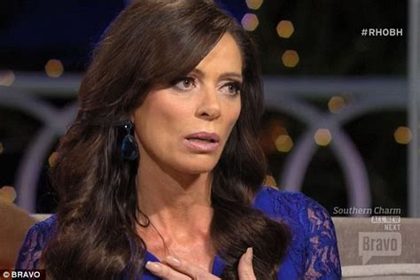 carlton gebbia looks old brandi glanville admits issues with booze and taking