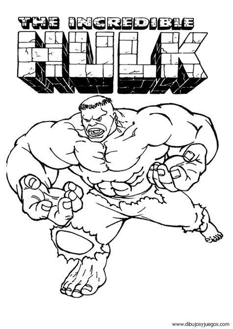 imagenes de hulk vs wolverine para colorear hulk dibujo imagui