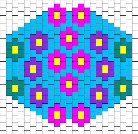 easy bead patterns kandi patterns for kandi cuffs simple pony bead patterns