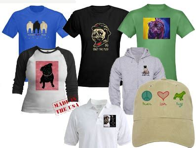 pug apparel all pugs dogbreed gifts pug gifts collectibles