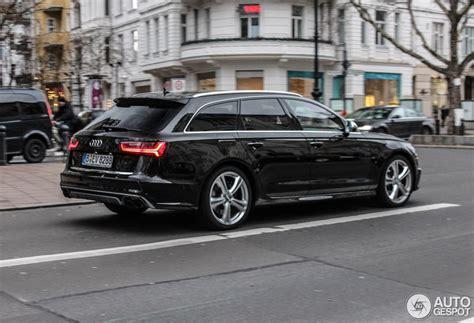 Audi 2015 S6 by Audi S6 Avant C7 2015 21 Dezember 2014 Autogespot