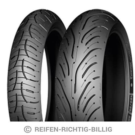Motorradreifen Michelin by Michelin Motorradreifen 120 70 Zr17 58w Pilot Road 4 F M