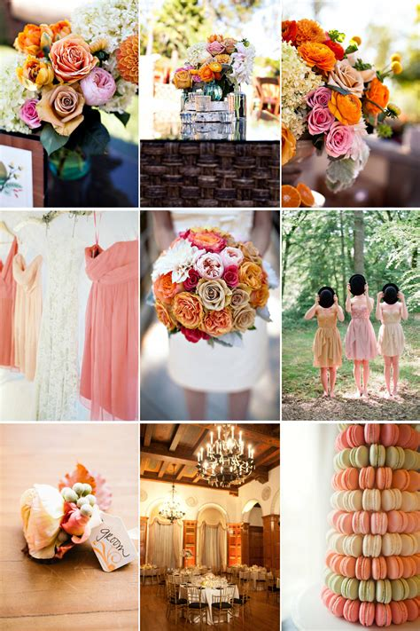 color palette for wedding a unique wedding color palette to fall for whimsical