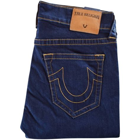 True Religion True Religion True Religion Blue No Flap Relaxed