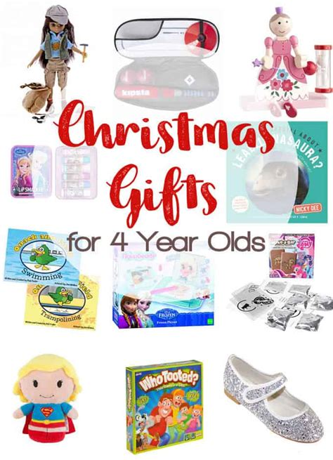 best 28 christmas gifts for 4 year slowing down this