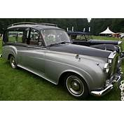 Rolls Royce Silver Cloud Hearse  2006 Concours DElegance