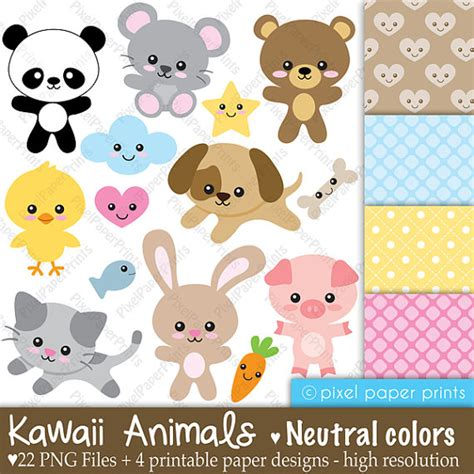 imagenes de animalitos kawaii hermosas im 225 genes de animalitos kawaii para descargar
