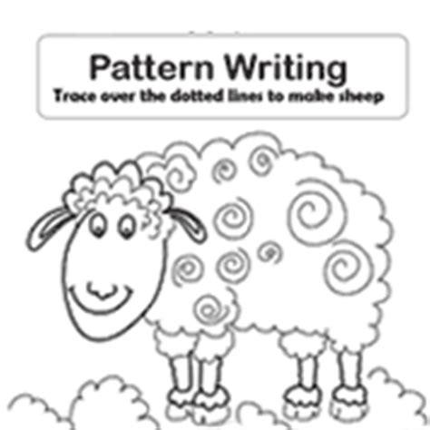 english pattern writing pattern writing part 1 english worksheet for kids mocomi