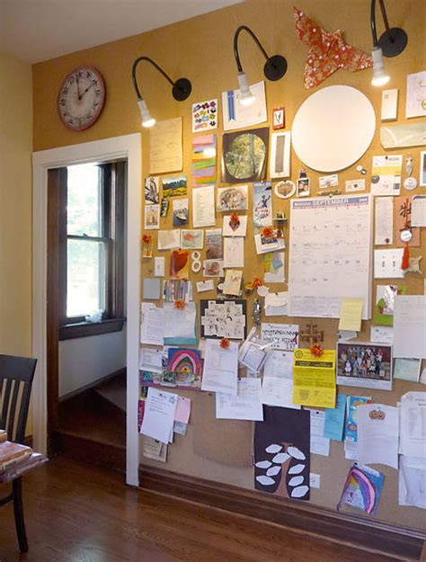 kitchen bulletin board ideas 28 images cafeteria ideas adding a cork wall