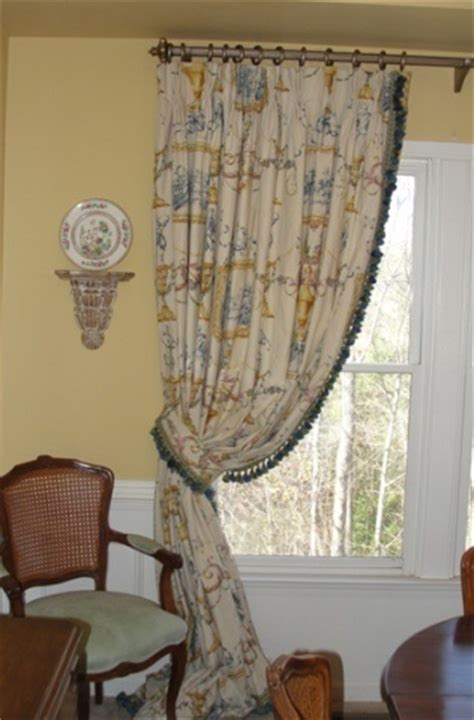 one sided drapes 1000 images about curtain ideas one side on pinterest