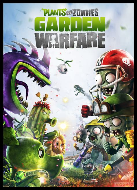 Is Plants Vs Zombies Garden Warfare by Plants Vs Zombies Garden Warfare Coming To Xbox One