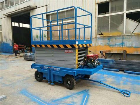 scissor lift table harbor freight factory directly mobile scissor lift table platform for
