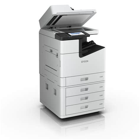 Printer A3 Multifunction workforce enterprise wf c20590 a3 colour multifunction printer business inkjet printers
