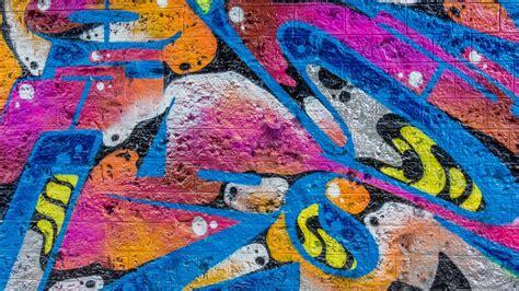 colorful graffiti artwork graffiti walls bricks abstract colorful