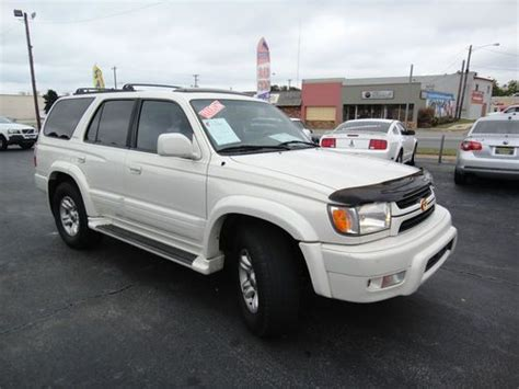 2002 Toyota 4runner Mpg Buy Used 2002 Toyota 4runner Limited 2wd In Warner Robins