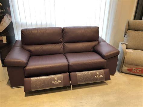 divani pelle prezzi outlet divano in pelle non sfoderabile husky di calia a prezzo outlet