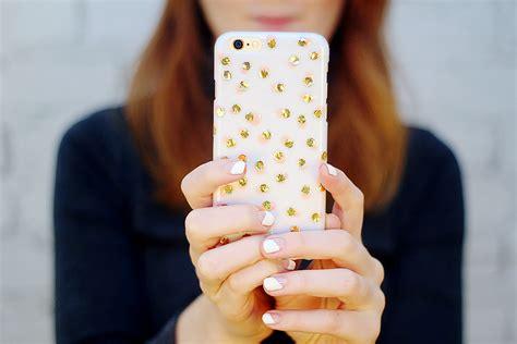 Diy festive phone case design sponge
