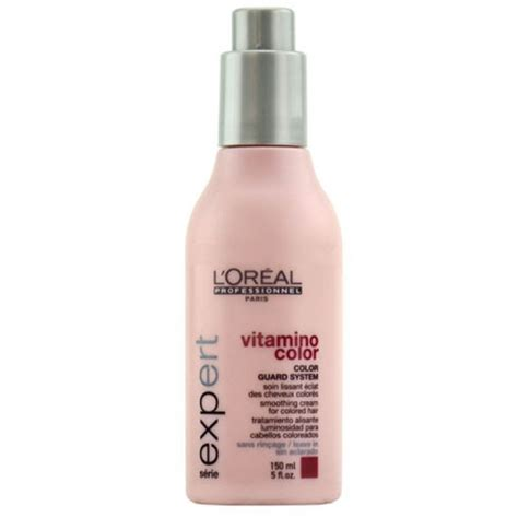 Shoo Loreal Smooth loreal serie expert vitamino color smoothing