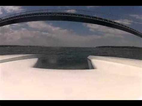 hudson boat rides skater boat ride up the hudson 7 22 12 youtube