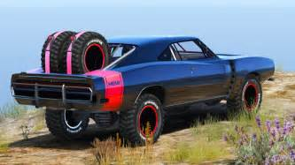 dodge charger road fast furious 7 add on replace