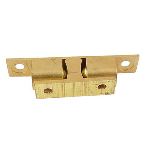 cabinets to go ct solid brass cabinet door latch catch 67mm gold