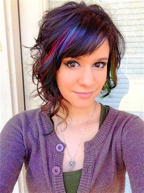 25 best ideas about peekaboo highlights on pinterest peekaboo color dyed hair underneath and