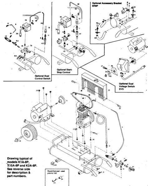 dewalt air compressor wiring diagram get free image