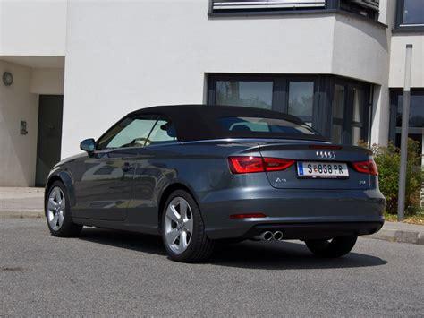 Audi A3 2 0 Tdi 150 Ps Test by Audi A3 Cabriolet 2 0 Tdi 150 Ps Testbericht Autoguru At
