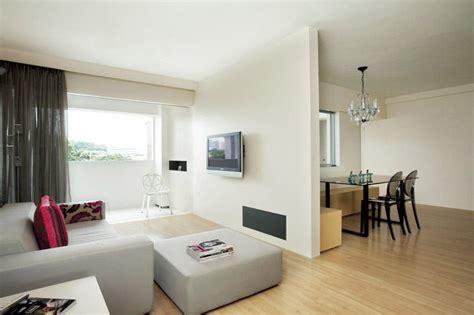 house    small hdb flat shine  minimalist