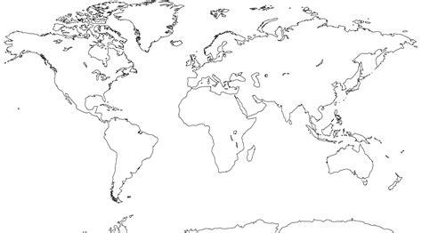 imagenes de un planisferio en blanco y negro mapamundi 100 mapas del mundo para imprimir y descargar