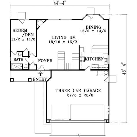 adobe southwestern style house plan 4 beds 3 baths
