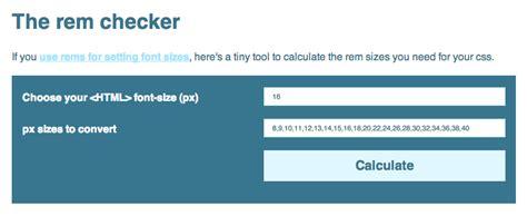 responsive design font units 18 tools for responsive web design for developers