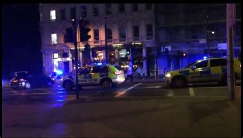borough market stabbing update third reported stabbing incident in vauxhall is