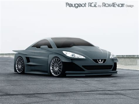 peugeot rcz tuning rcz by rox4evarr we are petrolheads