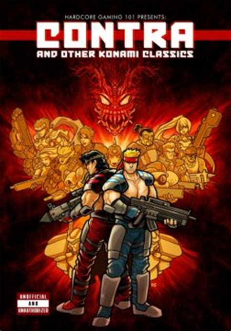 discord you are unauthorized hg101 presents contra and other konami classics