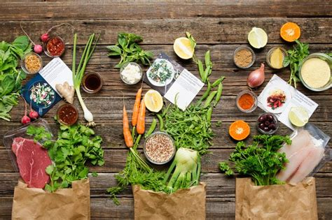 cooking light meal kits meal kits are convenient but what about the wasteful