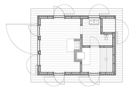 sauna floor plans gallery of sauna general architecture 7