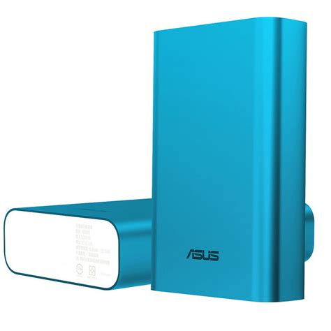 Power Bank Asus 10050mah asus zenpower power bank 10050mah blue 1