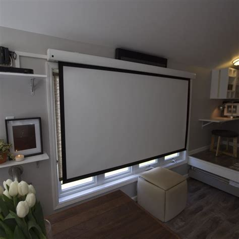 Living Room Tv Or Projector 25 Best Ideas About Projectors On