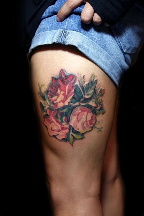 vintage rose tattoo classic tattoos www imgkid the image kid has it