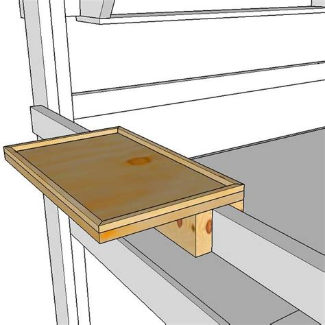 bunk bed night stand best 25 bunk bed shelf ideas on pinterest bunk bed